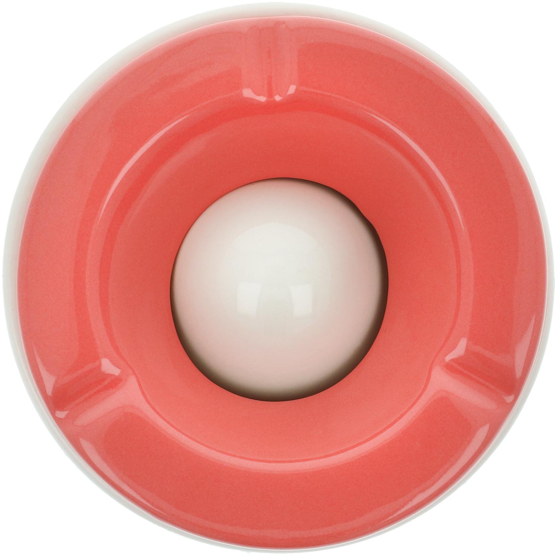 bunt gestreift ØxH 13 x 7,5 cm 3x Windaschenbecher aus feinster Dolomit Keramik